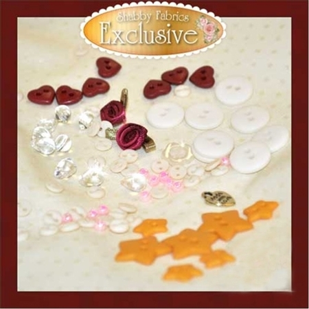 Blessings of Spring Rebloomed! - Embellishing Kit