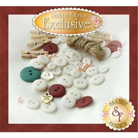Blessings of Summer - Renewed! Embellishing Kit
