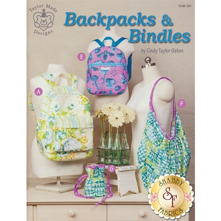 Backpacks & Bindles Book