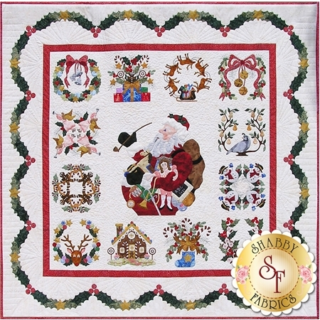 Baltimore Christmas Pattern Set