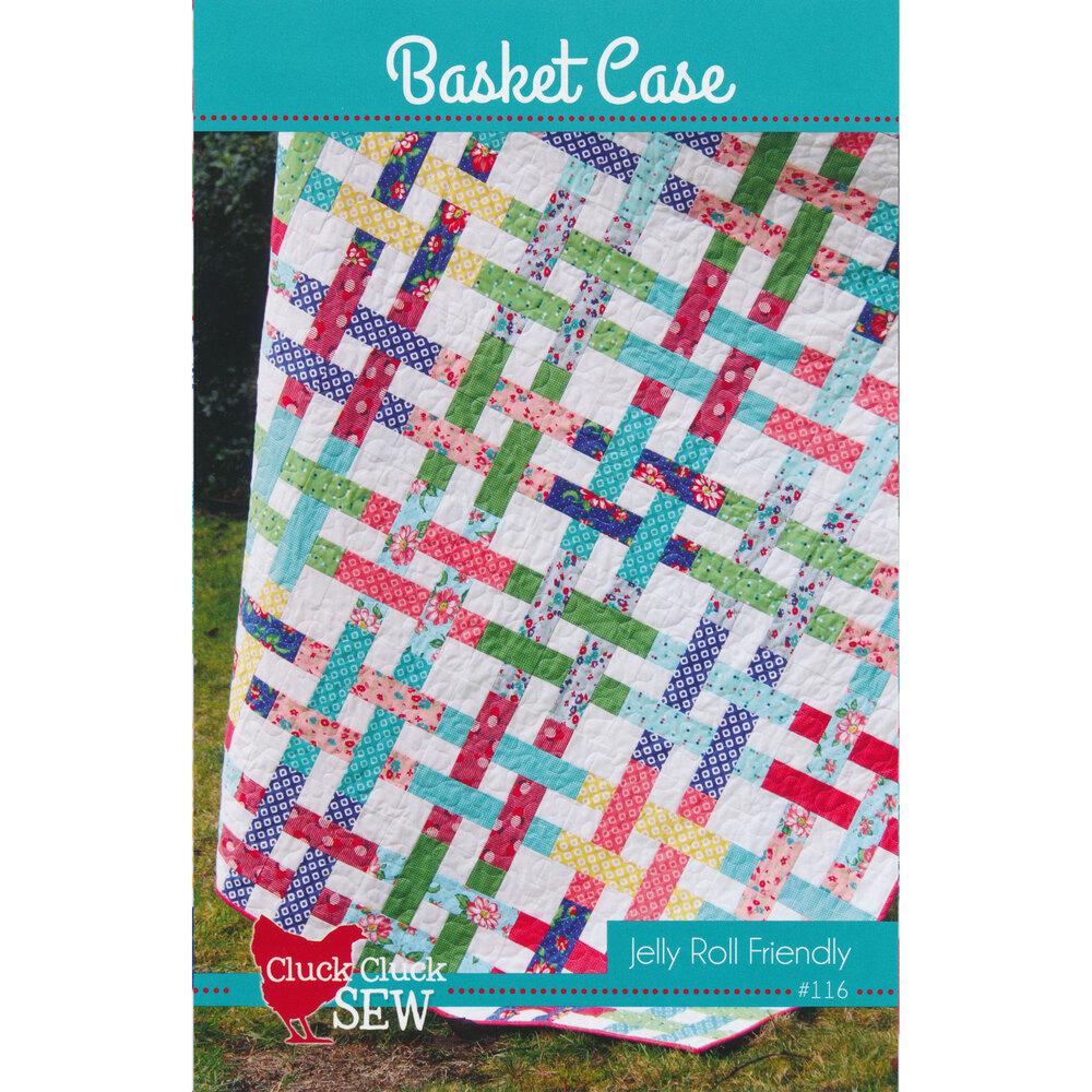 Front of the Basket Case pattern | Shabby Fabrics