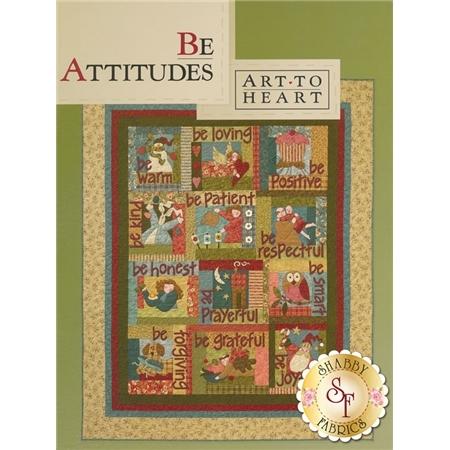 Be Attitudes Book