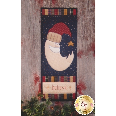 Back Door Quilt Series - Believe Pattern