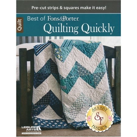 Best of Fons & Porter Quilting Quickly Book