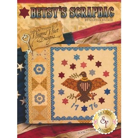 Betsy's Scrapbag Book