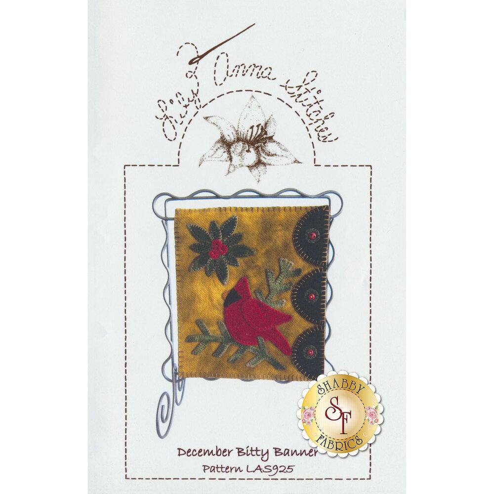 Bitty Banner - December Pattern
