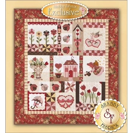 Blessings of Spring Pattern Set