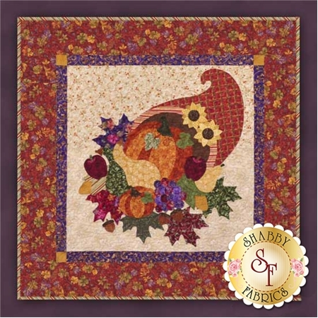 Bountiful Harvest Wall Hanging Pattern