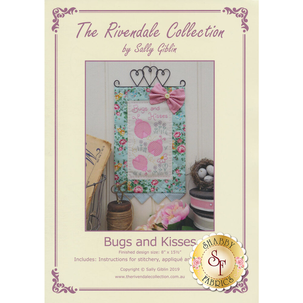 The Rivendale Collection - Bugs and Kisses now available