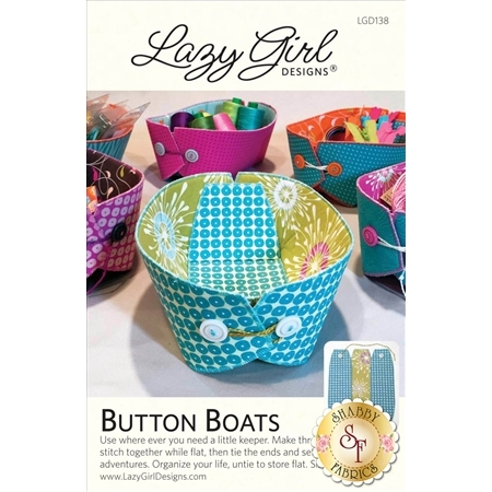Button Boats Pattern