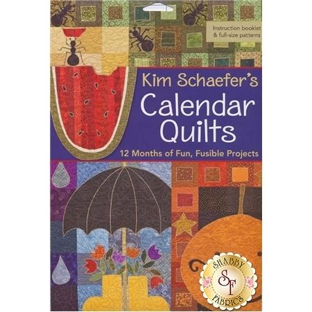 Calendar Quilts - Kim Schaefers