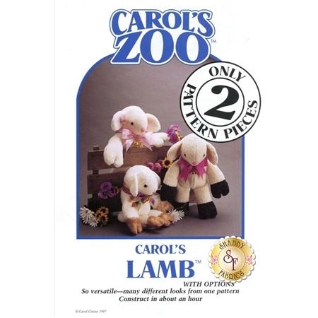 Carol's Lamb Pattern