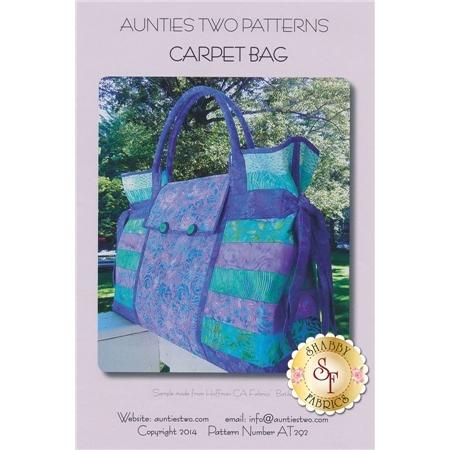 Carpet Bag Aunties Two Patterns