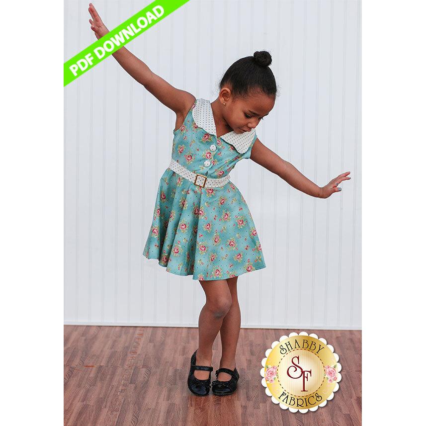 Charlotte Dress - PDF DOWNLOAD
