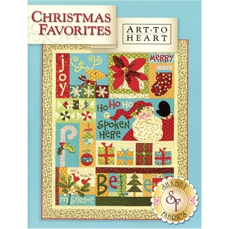 Christmas Favorites Book