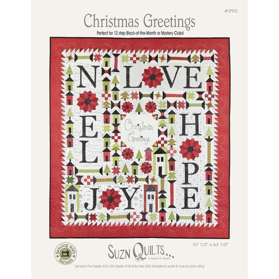 Christmas Greetings Pattern