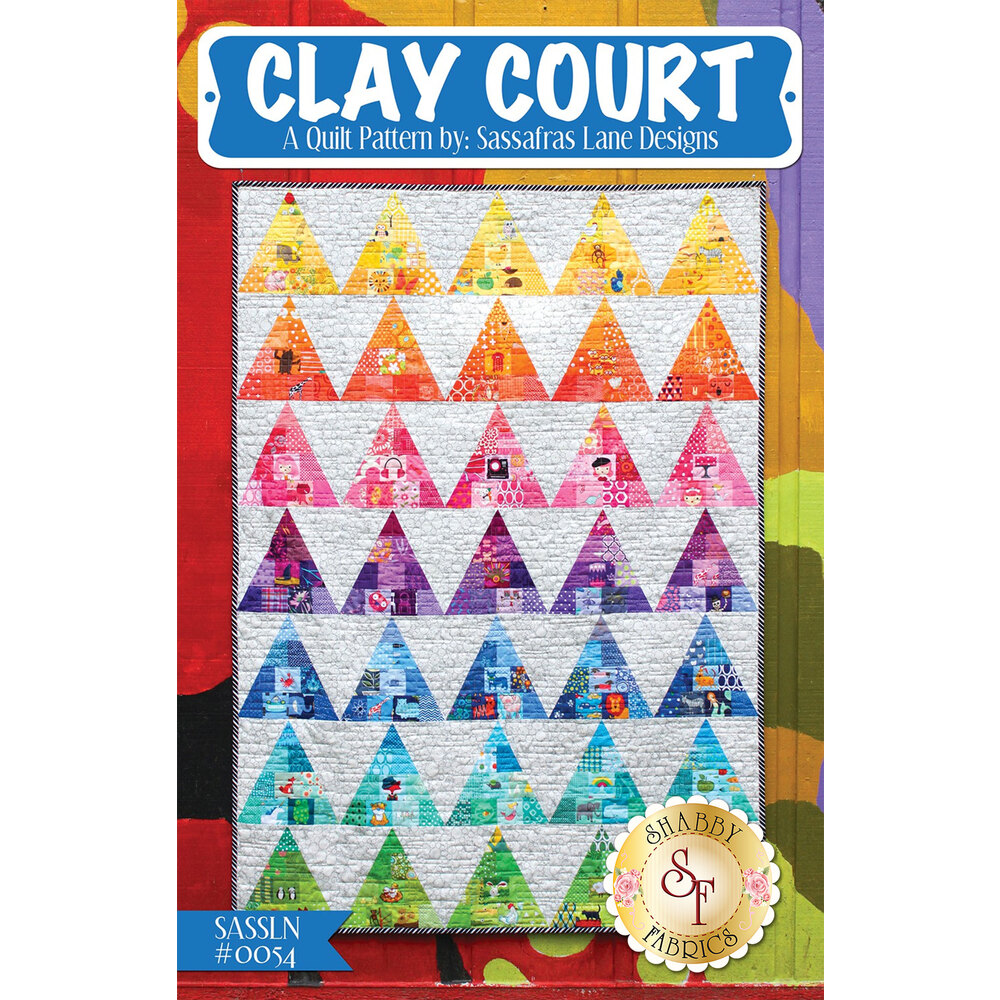 Clay Court Pattern
