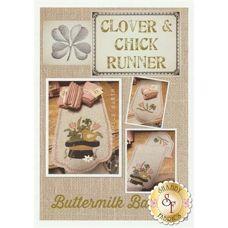 Clover & Chick Runner Pattern