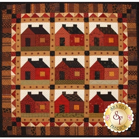 Cottage Fair Pattern