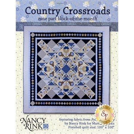 Country Crossroads Pattern