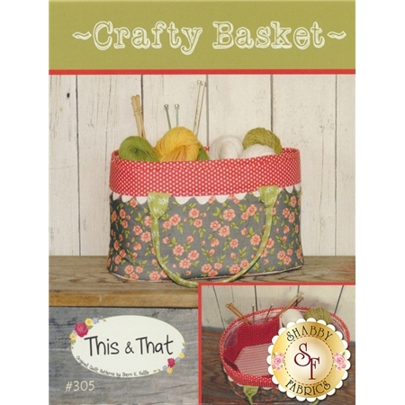 Crafty Basket Pattern
