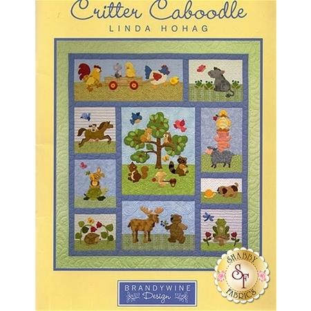 Critter Caboodle Book