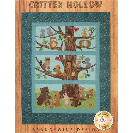 Critter Hollow Book