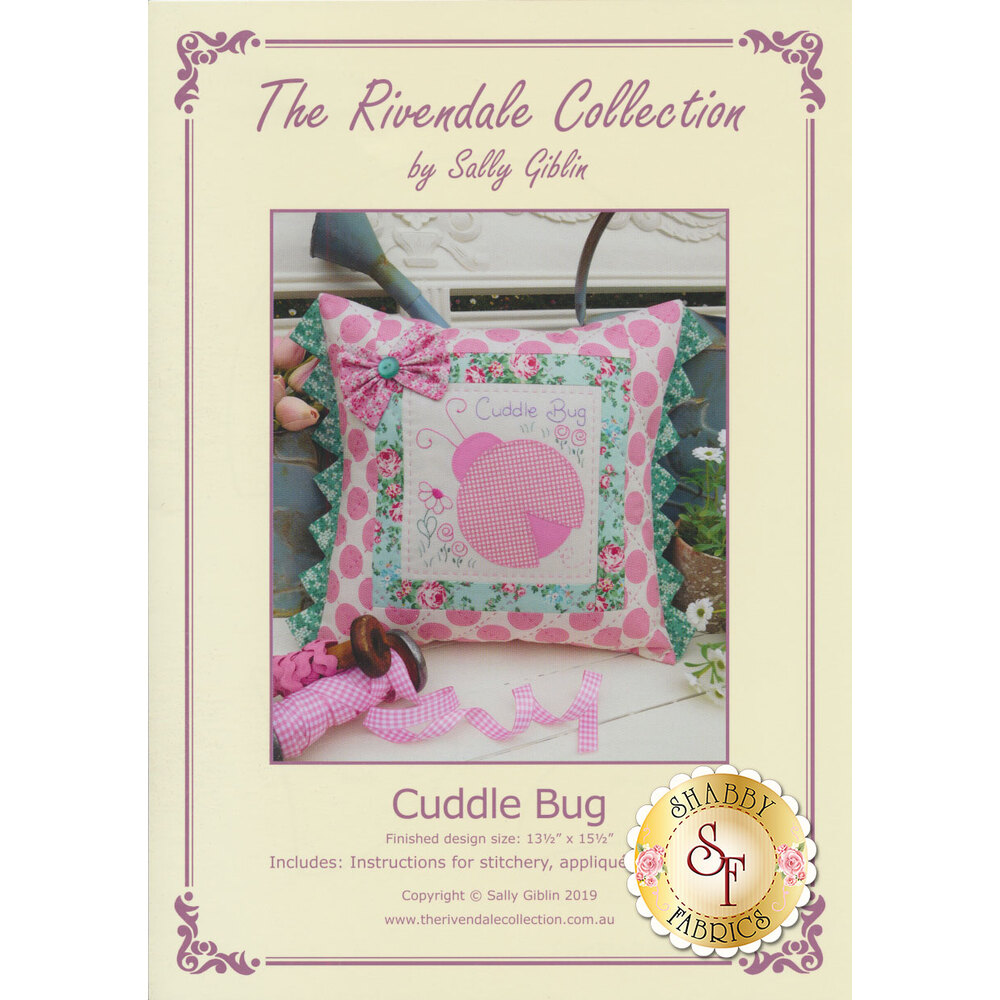 The Rivendale Collection - Cuddle Bug now available