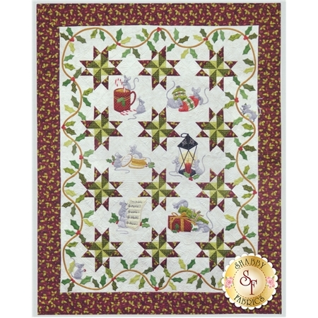 Deck The Halls Pattern by Cheri Leffler
