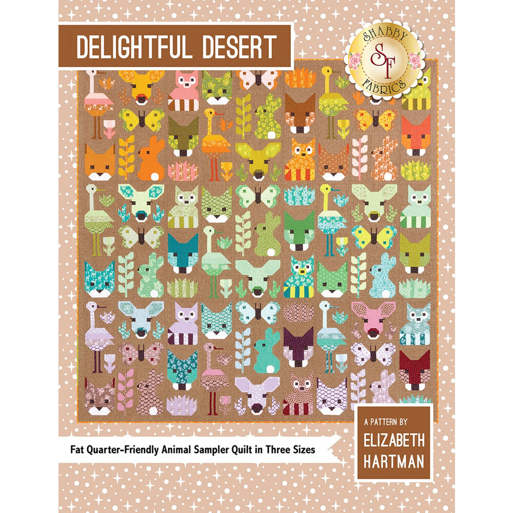 Delightful Desert Pattern - Quilt Patterns