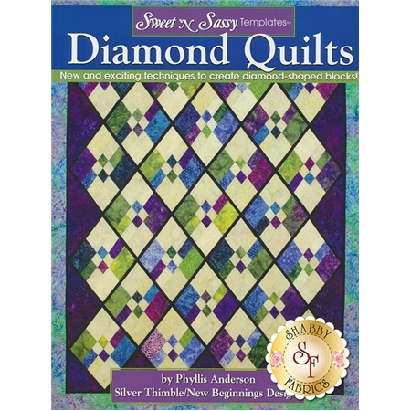 Diamond Quilts Book