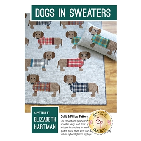 Dogs In Sweaters Pattern