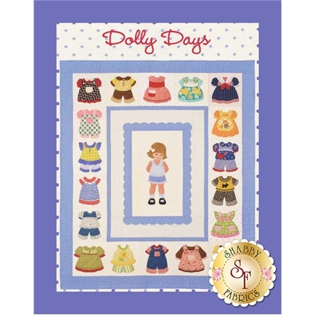 Dolly Days Pattern Book