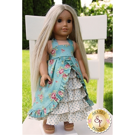 Dolly Tea Party Dress Pattern