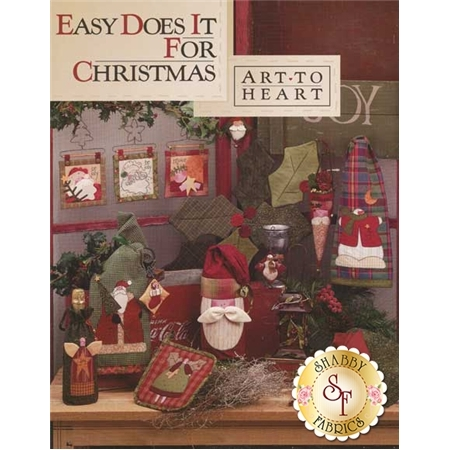 Easy Does It for Christmas Book
