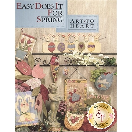 Easy Does It For Spring Book