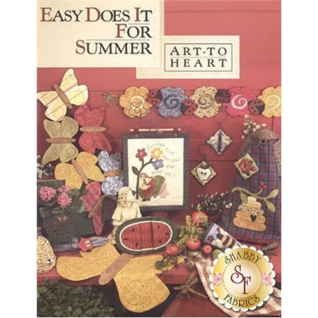Easy Does It For Summer Book