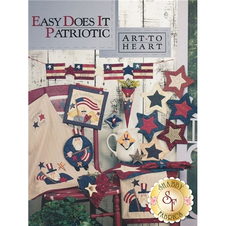 Easy Does It Patriotic Book