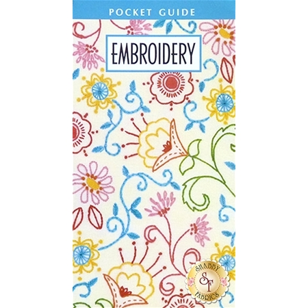 Pocket Guide:  Embroidery