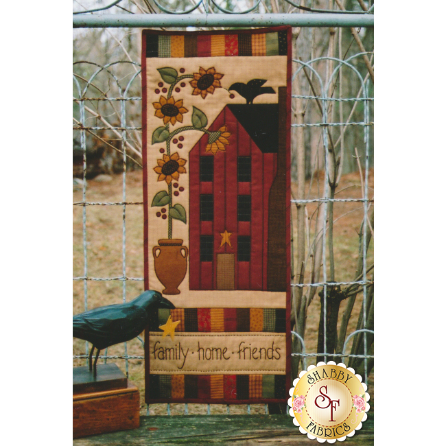Back Door Quilt Series - Family Home Friends Pattern