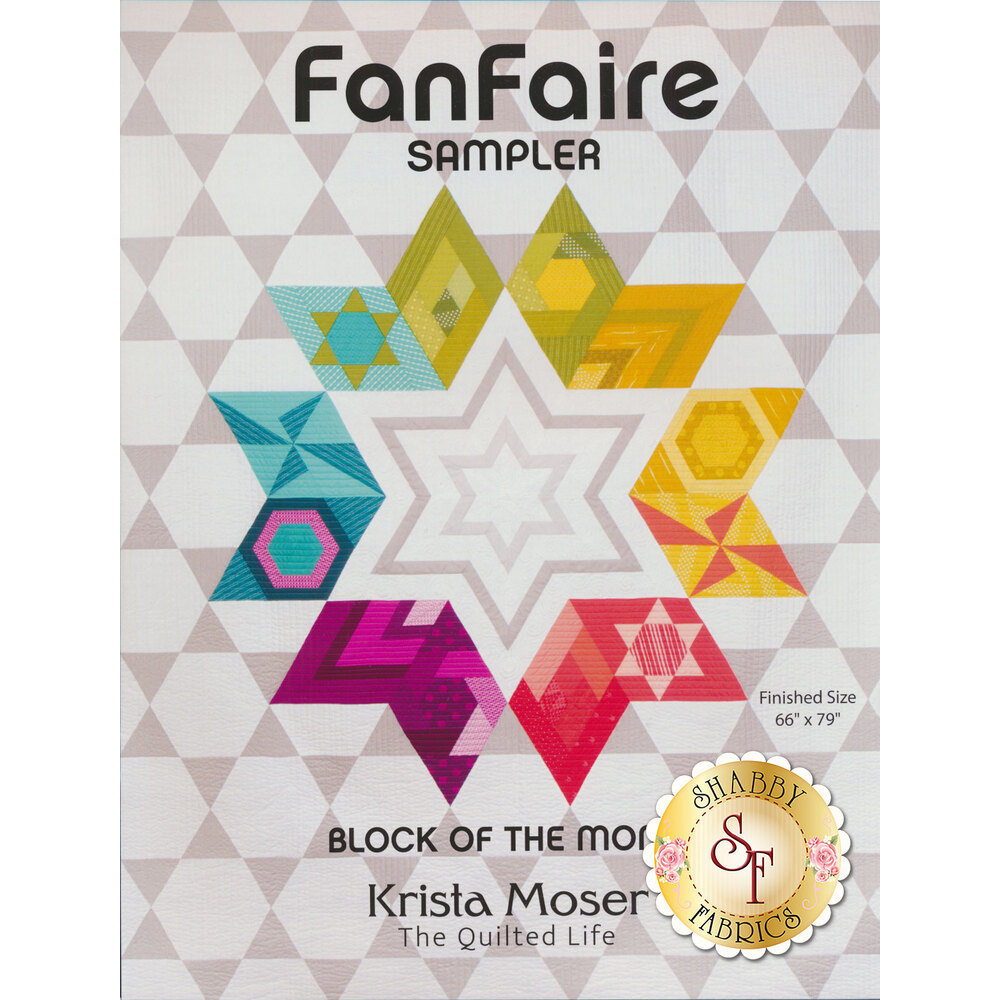 FanFaire Block Of The Month Pattern