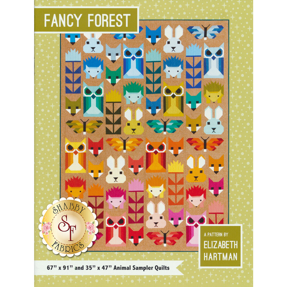Fancy Forest Pattern now available