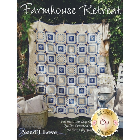 Farmhouse Retreat Book