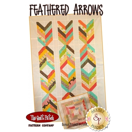 Feathered Arrows Pattern
