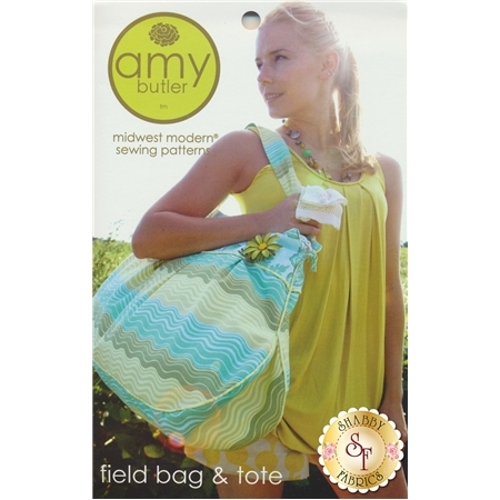 Field Bag & Tote Pattern