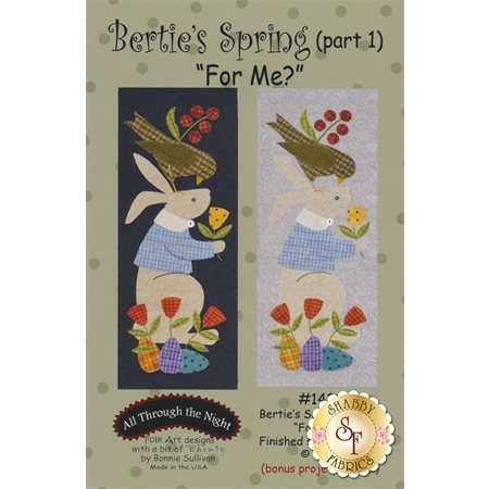 Bertie's Spring - Part 1 - For Me? Pattern