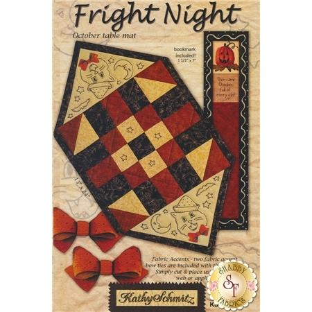 Fright Night Pattern - Kathy Schmitz