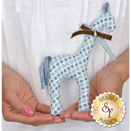 Gerry Giraffe Petite Pattern