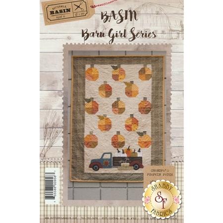 Grandpa's Pumpkin Patch Pattern