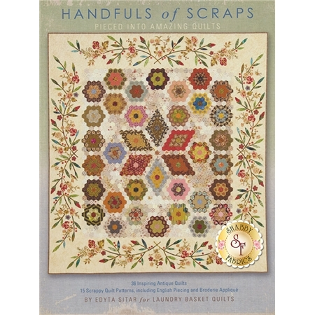 Handfuls of Scraps Book - Laundry Basket Quilts